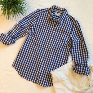 Vineyard Vines Gingham Button Down Shirt